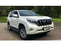2015 Toyota Land Cruiser 2.8 D-4D Invincible Sat Nav a Automatic Diesel Estate