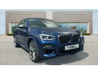 2019 BMW X4 xDrive M40d 5dr Step Auto Diesel Estate Estate Diesel Automatic