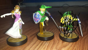 **** Two RARE Legend of Zelda Amiibos for Sale or Trade!!! ****