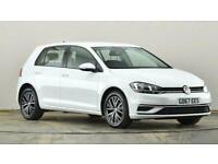 2017 Volkswagen Golf 1.6 TDI SE [Nav] 5dr DSG Auto Hatchback diesel Automatic