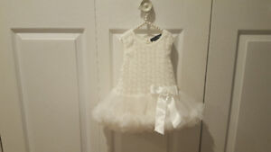 Baby Girl Occasional Dress( 6-12m)