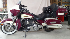 2007 Harley Davidson Electra Glide Ultra Classic
