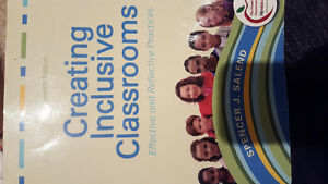 Creating Inclusive Classrooms - Seventh Edition