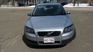 2007 Volvo C30 T5 6spd Manual
