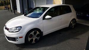 2010 Volkswagen GTI DSG Garage Stored
