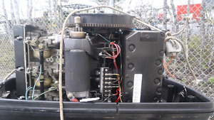 85 hp force outboard motor