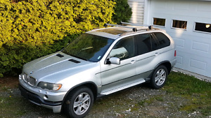 Daniel Alfredsson's old  BMW X5 2002 is for sale