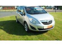 Vauxhall/Opel Meriva 1.4 16v Exclusiv, 2011