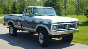 The best looking pickup model from Ford / HighBoy