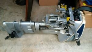 15HP EVINRUDE OUTBOARD FOR SALE