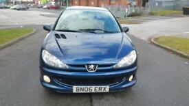 Peugeot 206 1.4HDi 70 2005MY Verve