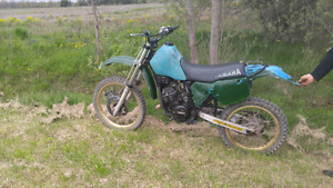 1985 yamaha it200