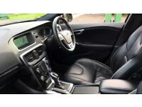 2015 Volvo V40 D4 (190) R DESIGN Lux Nav with Automatic Diesel Hatchback