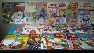 Hockey-themed Story book collection