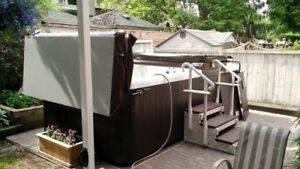 Spa Hot Tub/Pool  installation, removal, electrical, automation