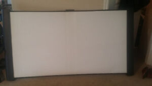 """80"""" Accolade DUET Projector Screen $100 OBO"""