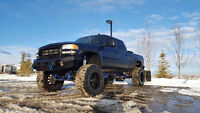 2007 CLASSIC CREW CAB LIFTED DURAMAX  LBZ
