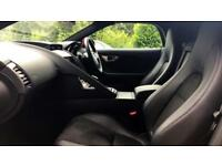 2016 Jaguar F-TYPE 3.0 Supercharged V6 2dr Automatic Petrol Convertible