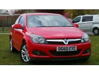 2010 Vauxhall Astra 1.6 i 16v SRi Sport Hatch 3dr Hatchback Petrol Manual