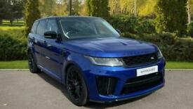 image for 2018 Land Rover Range Rover Sport 5.0 V8 S/C 575 SVR 5dr Adaptive Cruise Control