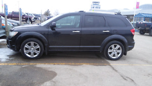 2009 Dodge Journey RT. AWD. Command start