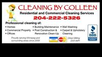 Cleaning By Colleen