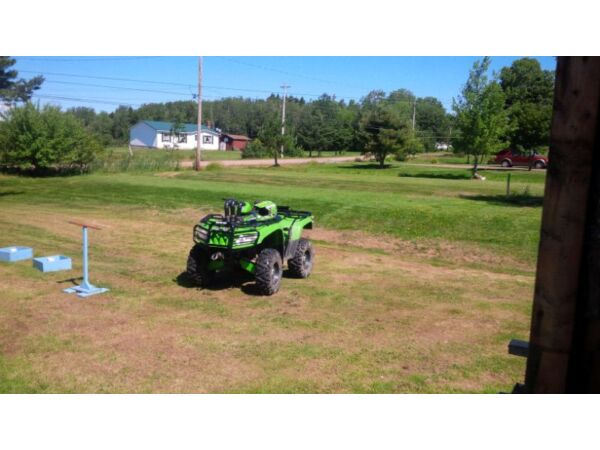 Used 2005 Arctic Cat 650 V Twin