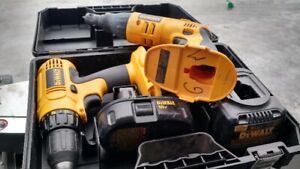 drill a batterie