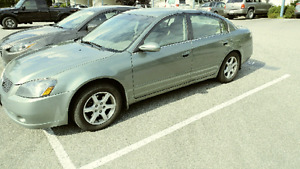 05 Fully Loaded Altima S Premium
