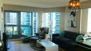 Spacious 1 bed on waterfront, parking, utilites, cable included.