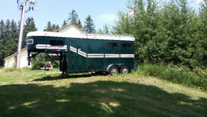For Sale:  Horse Trailer