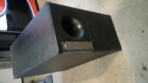 BOSE Subwoofer - home entertainment system