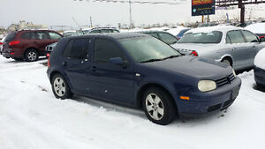 2004 Volkswagen Golf TDI 5SPD ***CERTIFIED & ETESTED***