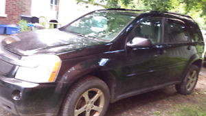 2007 Chevy equinox 2800 AS IS