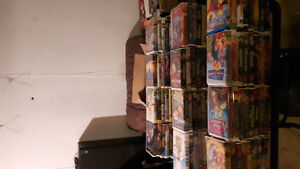 Vhs Walt disney collection