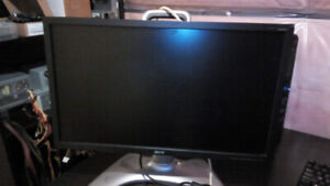 """24"""" ACER MONITOR   $25.00"""