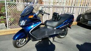 2003 Suzuki Burgman 650 CC
