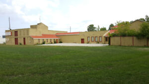 Large Industrial/Warehouse Available