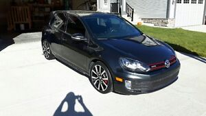 2013 Volkswagen GTI DSG Twin Clutch Hatchback