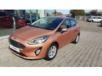2018 Ford Fiesta B&O PLAY ZETEC 1.0T 100ps 5dr Manual Hatchback Petrol Manual