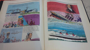 Books: The Heroes &The Pioneers, Cdn Illustrated Library Kitchener / Waterloo Kitchener Area image 3