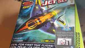 Air Hog Jet Set- R/C