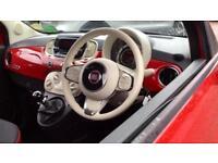 2015 Fiat 500 1.2 Pop 3dr Manual Petrol Hatchback