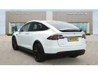 2018 Tesla Model X 245kW 75kWh Dual Motor 5dr Auto Electric Hatchback Hatchback
