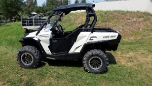 2013 Canam Commander 1000 Limited
