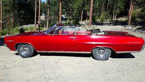 Classic 1964 Pontiac Parisienne