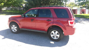 2009 Ford Escape SUV, Crossover Kitchener / Waterloo Kitchener Area image 1