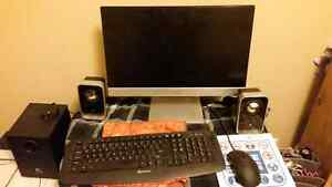 Monitor/speaker set up Move out sale