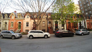 FURNISHED RENOVATED 4 ½ Near Concordia (2 MIN WALK) McGill QUIET City of Montréal Greater Montréal image 3