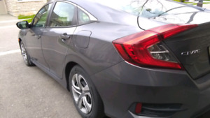 2016 Honda Civic LX - 647-562-8224